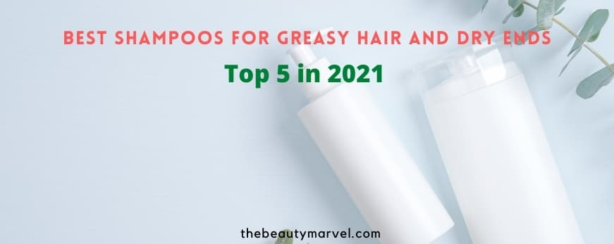 Best Shampoos for Greasy Hair and Dry Ends