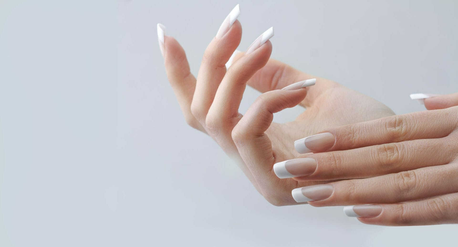 nails grow faster with acrylic